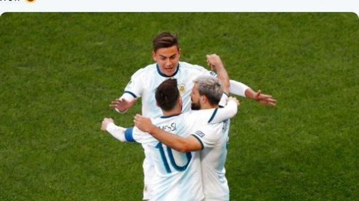 Lionel Messi Diusir Wasit, Argentina Berhasil Rebut Posisi Ketiga Copa America 2019