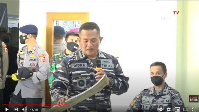 Ditemukan Serpihan Diyakini Milik KRI Nanggala-402, Kepala Staf TNI AL Nilai Ada Keretakan Kapal
