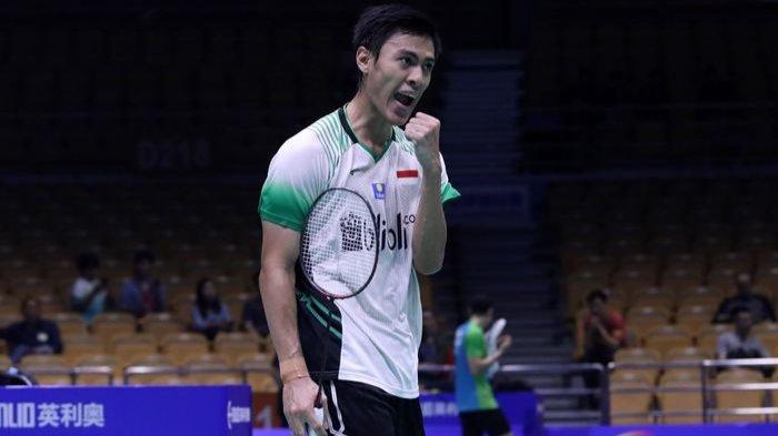 Shesar Hiren Rhustavito, Satu-satunya Asa Tunggal Putra Indonesia di Swiss Open 2021, Ini Profilnya