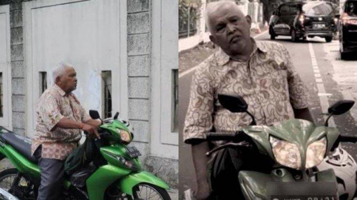 Siapa Kakek Suhud? Pria Tua Viral Usai Kena Semprot Baim Wong, Ternyata Bukan Pengemis