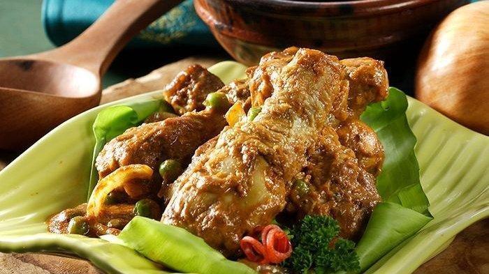 Resep Memasak Gulai Ayam Lemak, Makanan Khas Indonesia yang Enak dan Mudah Dibuat