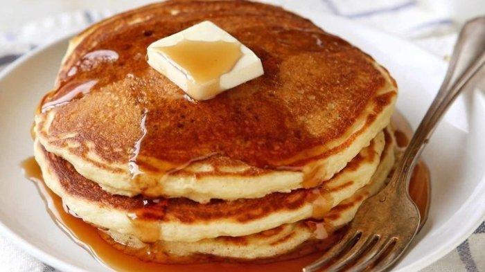 Aneka Resep Pancake Enak dan mudah Dibuat Sendiri di Rumah, Pancake Kentang hingga Pancake Muffin