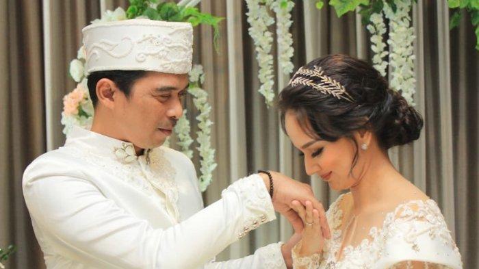 Seminggu Menikah dengan Ai Rico Hidros Daeng, Angelica Simperler: Masih Kayak Pacaran, tapi Serumah
