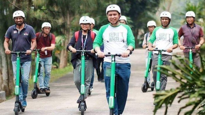 GrabWheels Dibatasi Dishub DKI Jakarta Karena Dianggap Membahayakan, Grab Buka Suara