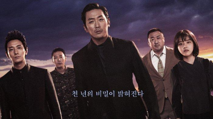 Sinopsis Film Korea Along With the Gods: The Last 49 Days, Dibintangi Ha Jung Woo dan Ju Ji Hoon