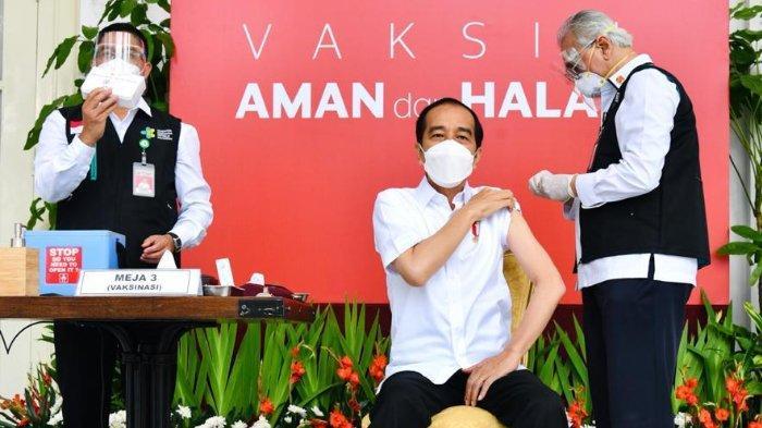 Jokowi Sudah Divaksin, Kapan Masyarakat Umum Dapat Vaksin Covid-19? Ini Tahap dan Rencana Tanggalnya