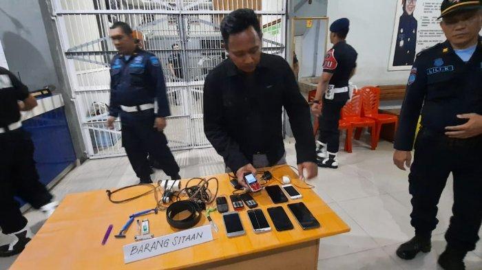 Rutan Palu Perketat Penjagaan Pasca Penangkapan Sabu 1 Kilogram yang Diduga Terkait Warga Binaannya