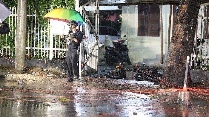 Wanita Pelaku Bom Makassar Diisukan Sedang Hamil, Kapolda Sulsel Tak Bisa Pastikan, Ini Penyebabnya
