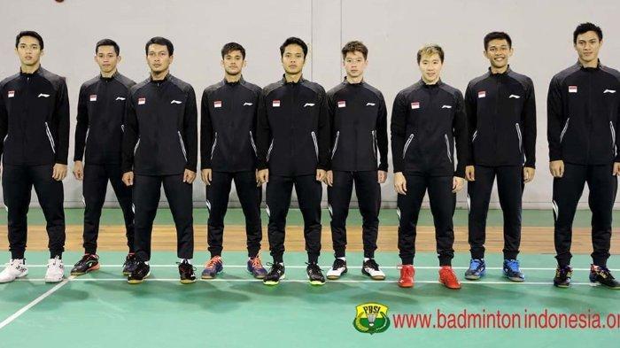 Jelang Badminton Asia Team Championships 2020: Tim Putri Punya Rival Kuat, Tim Putra di Grup Aman