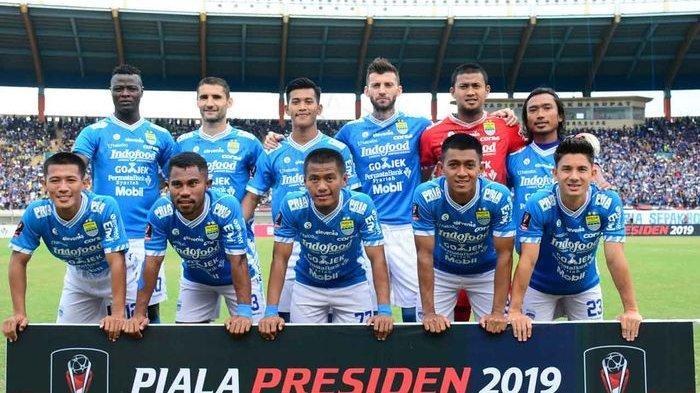 Skuad Persib Bandung Diliburkan Selama Tiga Hari saat Hari Raya Idul Adha