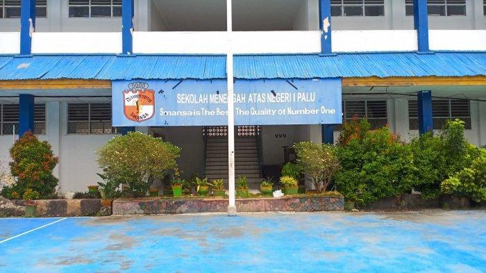 Sekolah Tatap Muka, Siswa SMAN 1 Palu: Kerinduan Kami Terbayarkan
