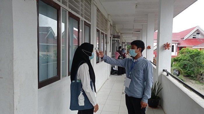 PPKM Mikro, Universitas Tadulako Tetap Gelar Ujian SMMPTN