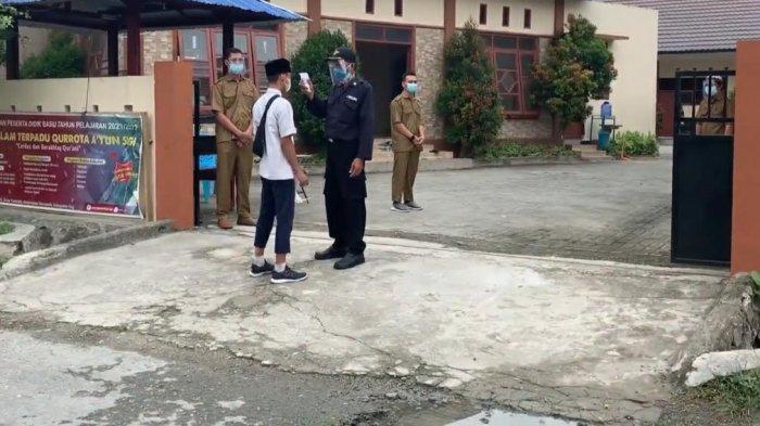Sekolah Tatap Muka Terapkan Ganjil Genap di SMP Palu, Begini Pembagian Waktunya
