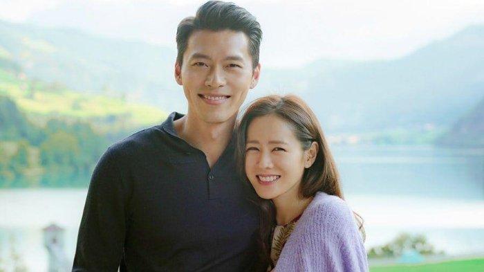 Dikabarkan Berpacaran, Berikut Film dan Drama yang Dibintangi Hyun Bin bersama Son Ye Jin