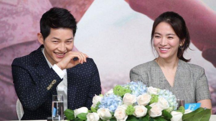 Perceraian SongSong Couple Selesai, Song Joong Ki dan Song Hye Kyo Sandang Status Janda dan Duda