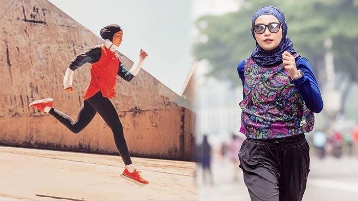 Soraya Larasati Jadi Korban Begal Payudara Oleh Pengendara Motor saat Jogging di Kompleks Perumahan