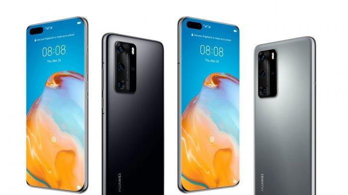 Spesifikasi dan Harga Terbaru Huawei P40 Pro di Indonesia, Ponsel dengan SuperCharge