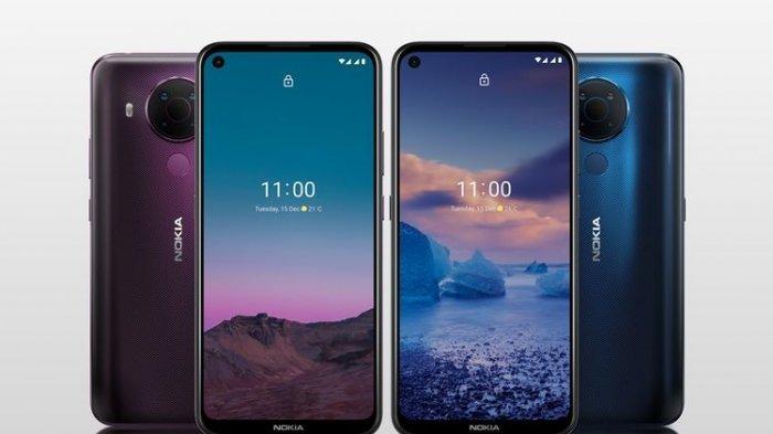 Spesifikasi dan Harga Terbaru Nokia 5.4, Ponsel dengan Baterai Awet hingga Dua Hari