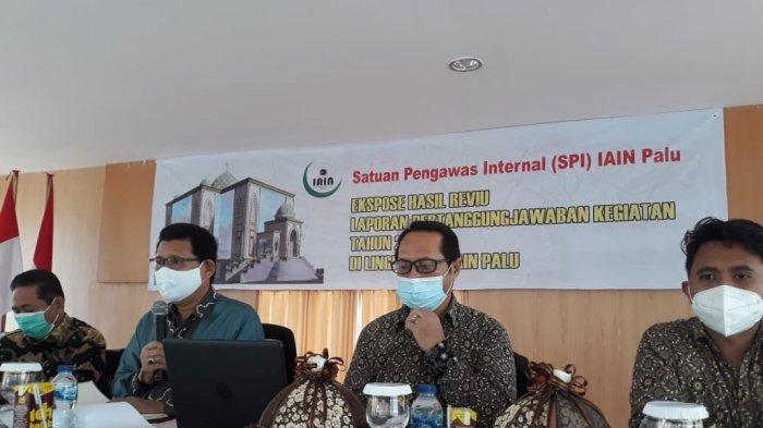 LPJ Tak Lengkap, Rektor IAIN Palu Minta Absensi ASN Diperiksa