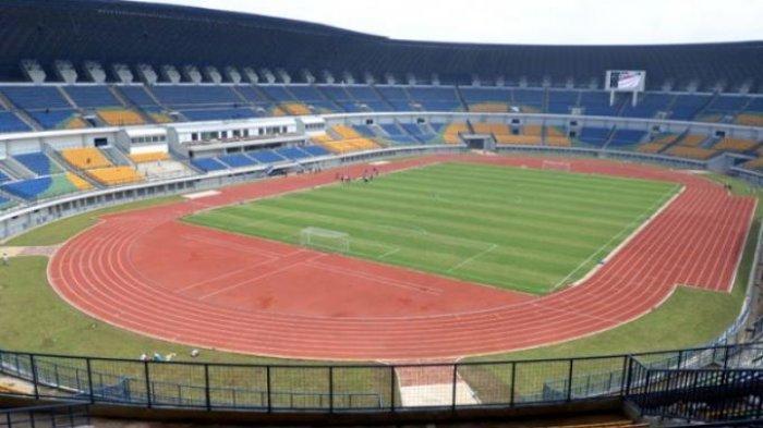 Siap Jadi Tuan Rumah Piala Menpora, Panpel Bandung Kerahkan Stadion Si Jalak Harupat dan GBLA