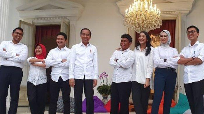 Staf Khusus Presiden Ini Akui Jadi Relawan Jokowi di Pilpres 2019, Siapa Dia?