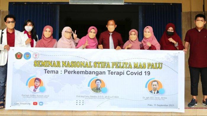 Seminar Nasional STIFA Pelita Mas Palu Hadirkan Guru Besar Universitas Gadjah Mada