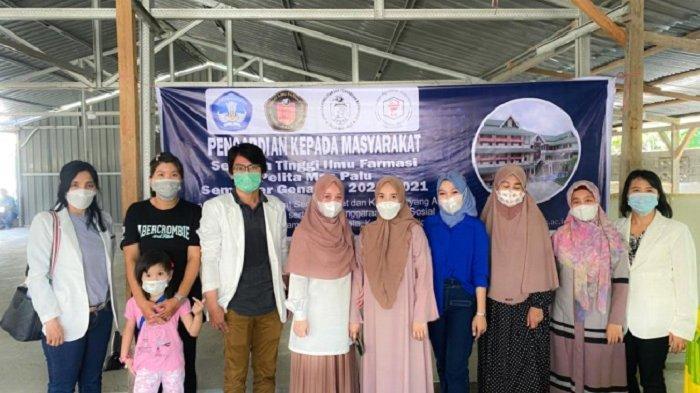 Dosen STIFA Pelita Mas Palu Edukasi Warga Desa Beka Sigi Penandaan Kosmetik