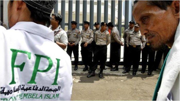 Apakah FPI Terlibat Penyerangan di Makassar dan Mabes Polri? Begini Pendapat Mantan Teroris