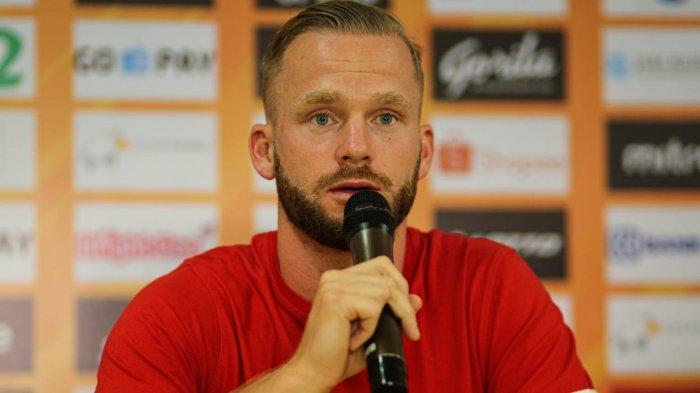 Jelang Bali United Vs Bhayangkara FC, Melvin Platje Waspadai 2 Pemain Anyar Milik Tim Lawan
