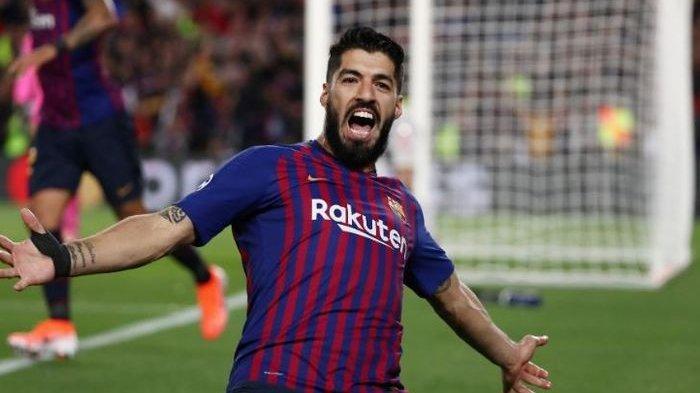 Hengkang dari Barcelona, Luis Suarez Resmi Bergabung dengan Atletico Madrid