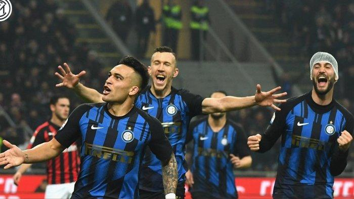 Hasil Liga Italia, Inter Milan Menang, AC Milan Imbang, Juventus & Lazio Bersaing di Puncak