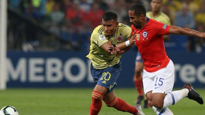 Hasil Copa America, Kolombia vs Peru: 5 Gol & Menang Comeback, Kolombia Rebut Juara 3 Copa America