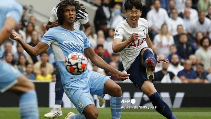 Hasil Liga Inggris - Tanpa Harry Kane, Spurs Sukses Pecundangi Manchester City 1-0 via Heung Min Son