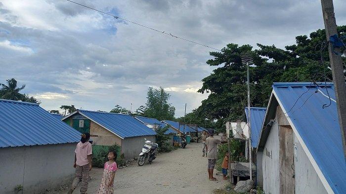Puluhan Penyintas Korban Tsunami di Kelurahan Lere Kota Palu Belum Dapat Huntap