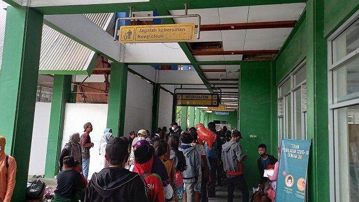 PT PELNI Cabang Palu Donggala Berlakukan Pengetatan Mudik di Pelabuhan Pantoloan