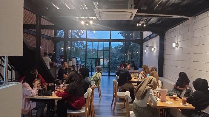 Baru di Kota Palu,Kafe Instagramable Ini Ramai Dikunjungi Anak Muda