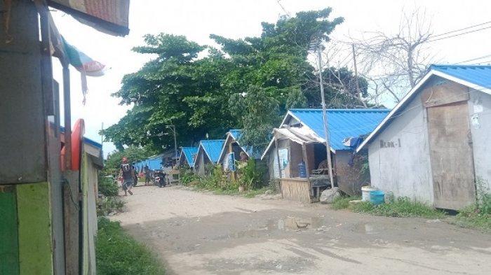 Derita Korban Tsunami Selama 2 Tahun Tinggal di Hunian Beratap Terpal: Panas dan Susah Air Bersih