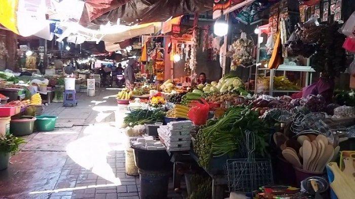 Harga Barang Kebutuhan Pokok di Pasar Tradisional Palu Per 10 Juni 2021