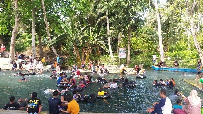 Permandian Bionga, Wisata Kolam Renang Terjangkau di Sigi
