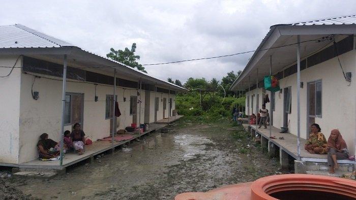 Warga Korban Banjir Desa Beka Sigi Mengeluh: Bantuan Tidak Merata Dibagi