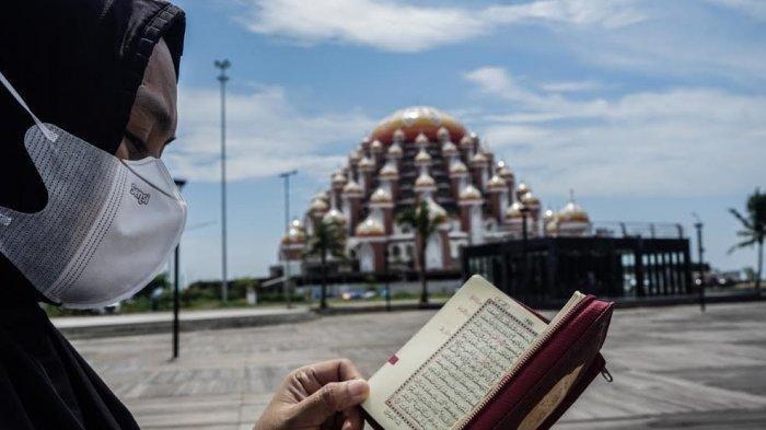 Masjid 99 Kubah Makassar Mendunia: Muncul di Koran Jerman Selatan dan Tampilkan Perayaan Ramadan