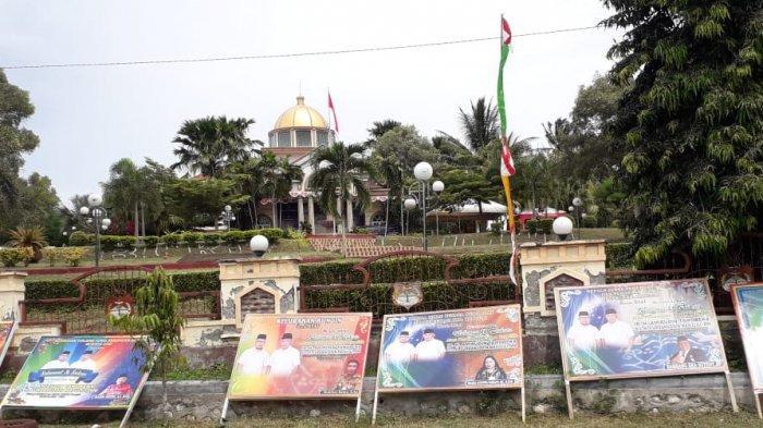 Setelah Pelantikan, Amir-Furqan Disambut di Rujab Bupati Banggai