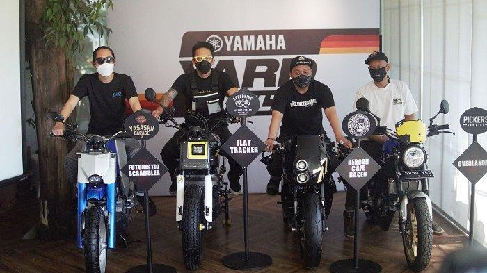 Suasana saat riding dengan XSR 155 MOTORIDE di Bandung