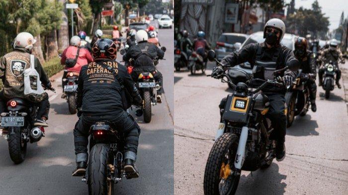 XSR 155 Motoride, Ride to Nature Untuk Eksplorasi Bandung