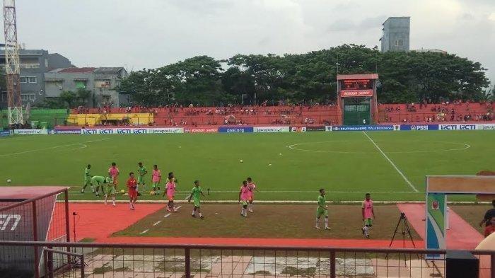 Seusai 37 Tahun Dikelola Swasta, Kepemilikan Stadion Andi Matalatta Kembali Dipegang Pemprov Sulteng