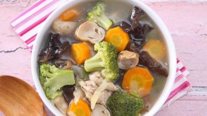 sup brokoli