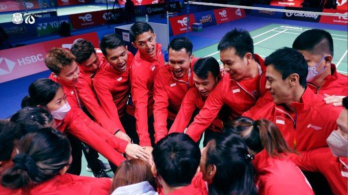 Update Hasil Sudirman Cup 2021: Ester Kalah Tipis di Set Ketiga, Kini Indonesia vs Kanada Imbang