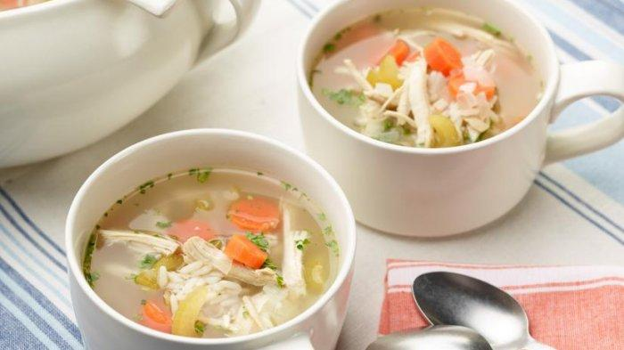 Kumpulan Resep Kreasi Sup Ayam yang Mudah Disajikan sebagai Pilihan Menu Makan Keluarga