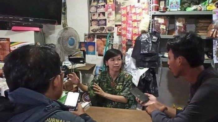 Viral karena Tolak Pembeli yang Borong Dagangannya, Kini Susanna Dapat Penghargaan dari Polres Jakut