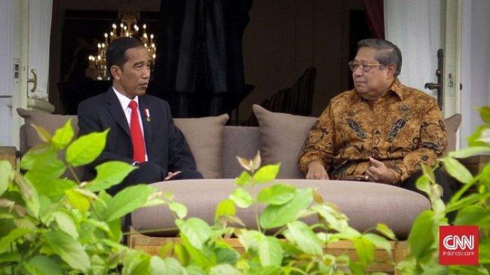 SBY Akan Demo ke Istana Terkait KLB, Ferdinand: Ini Adu Domba, Itu Urusan Internal Bukan Jokowi